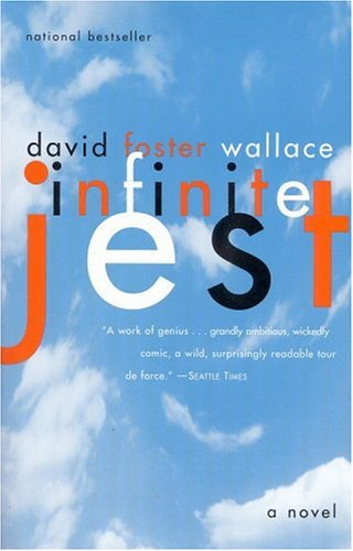 Infinite Monday: David Foster Wallace 1962-2008