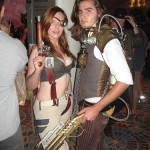 Steampunk Couple