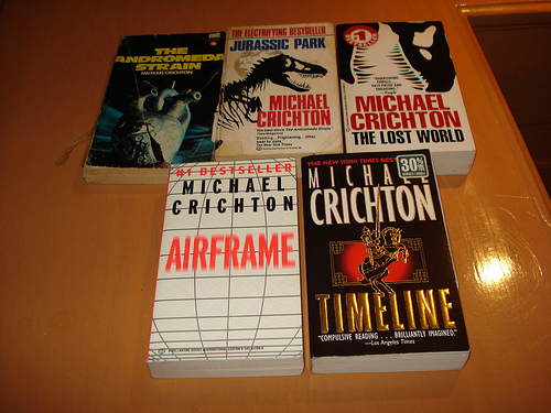 Rest In Peace: Michael Crichton