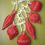 Holiday Ornament Set - $15