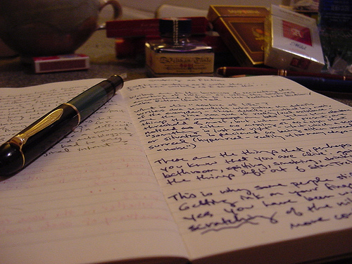 Why Failing NaNoWriMo is a Good — Nay, a GREAT Thing! [Bloggin on the etc]