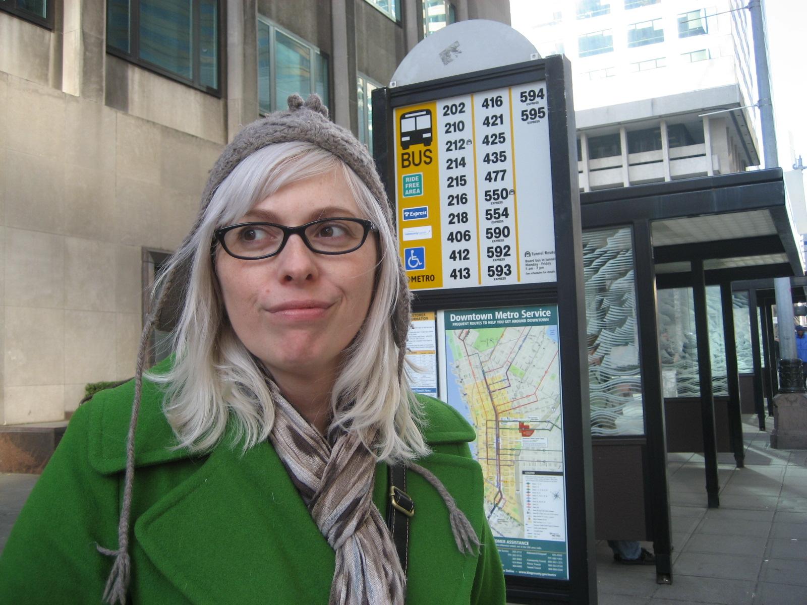 Fierce in Seattle: Too Much, Magic Bus