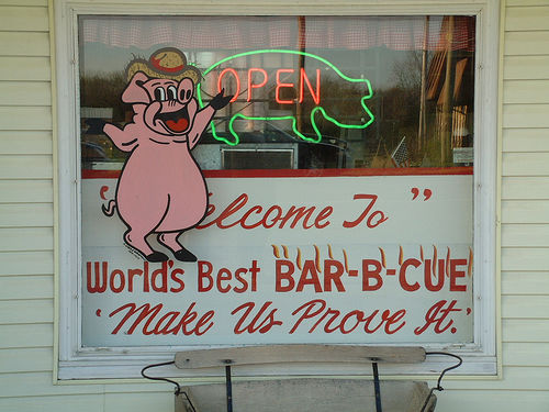 If You Ask Me: America's Best BBQ. Period.