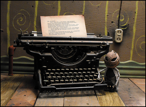 What Are You Scared to Write? [Oh, It's Tuesday]