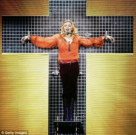 Fierce OR Nerdy: Madonna v. Madonna