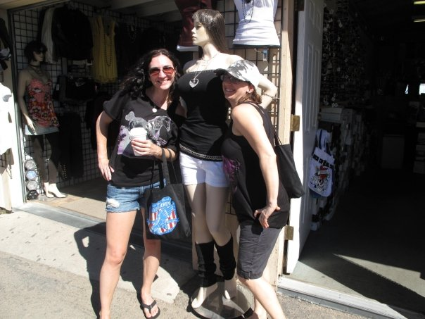 Wonderfully Awful: Miss Cuttie and Other Swap Meet Treasures