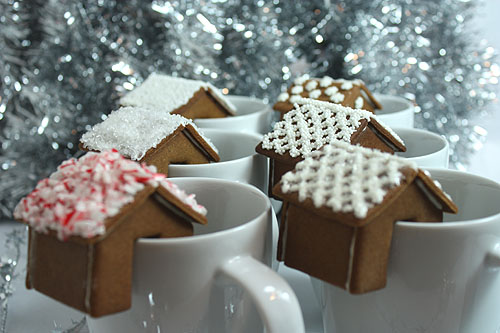 One More Thing Before We Go: Really Twee Gingerbread Houses