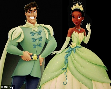 Philosophical Monday: The Princess & The Frog [Interracial Relationships]
