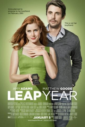 """Oh, It's Tuesday: Wow, """"Leap Year"""" is Bad"""
