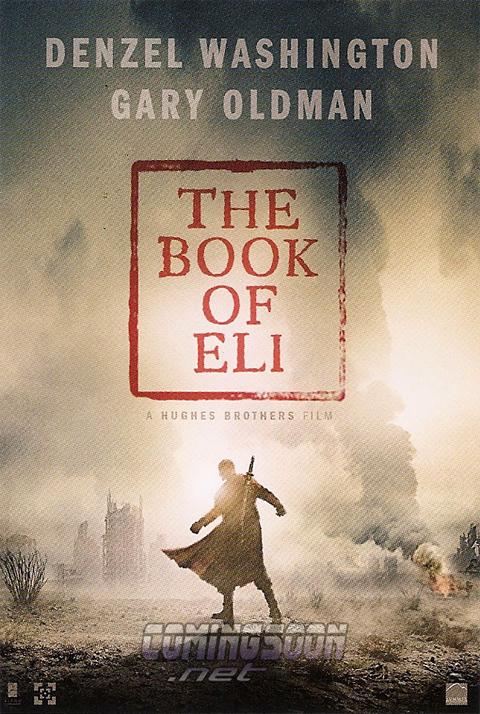 Dear Thursday: The Book of Eli