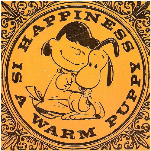 Single White Nerd:  Happiness Is. . .