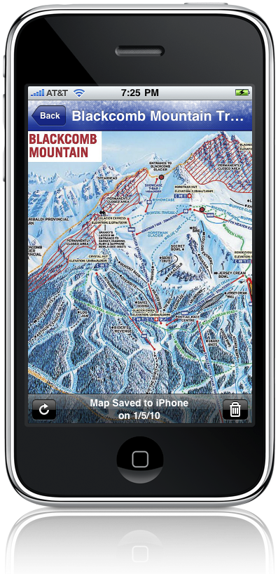 Technically Geeking: Ski With Your iPhone