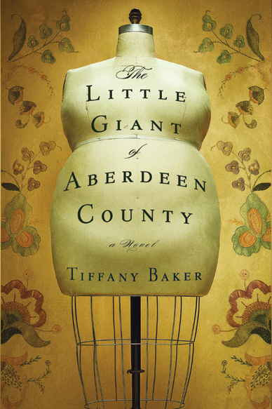 Dear Thursday: LITTLE GIANT OF ABERDEEN COUNTY by Tiffany Baker [Book 5 of 2010]