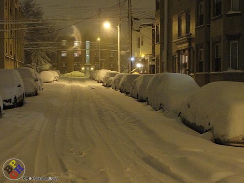 NewlyNested: Missing Out on the Blizzard of 2010