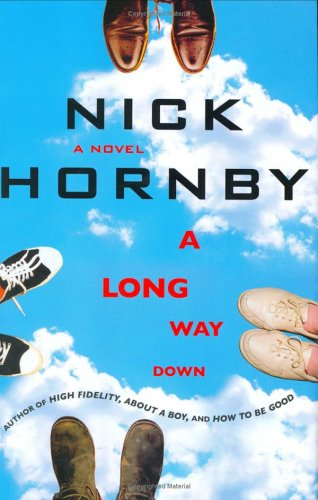 Dear Thursday: LONG WAY DOWN by Nick Hornby [Book 10 of 2010]