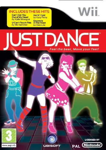 Dear Thursday: Wii's JUST DANCE