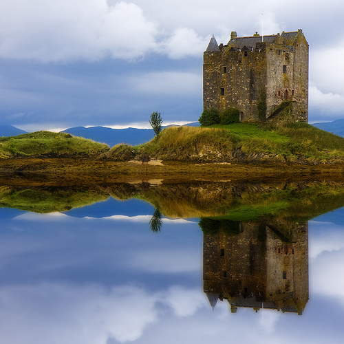 Oh, It's Tuesday: The Guilt of Leaving [Wassup Scotland!]