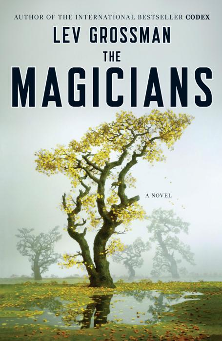 Dear Thursday: THE MAGICIANS by Lev Grossman [Book 14 of 2010]