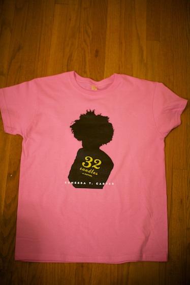 Dear Thursday: Our First T-Shirt Winner!