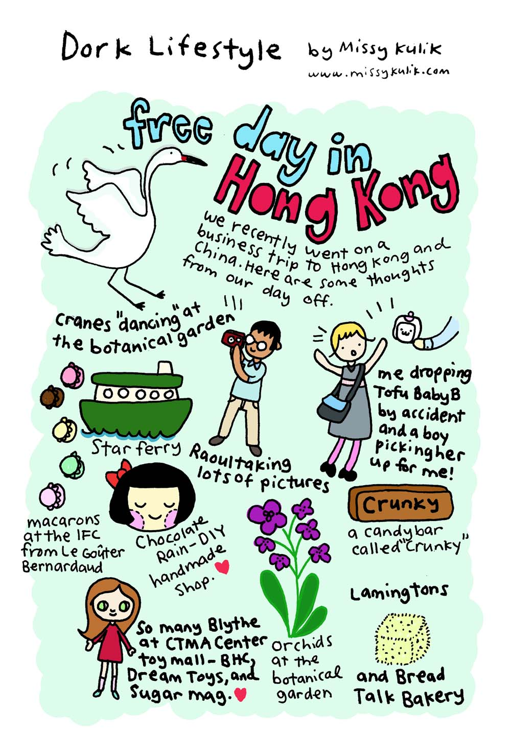 Dork Lifestyle: One Day For Fun In Hong Kong