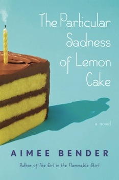 Book Simple: The Particular Sadness of Lemon Cake