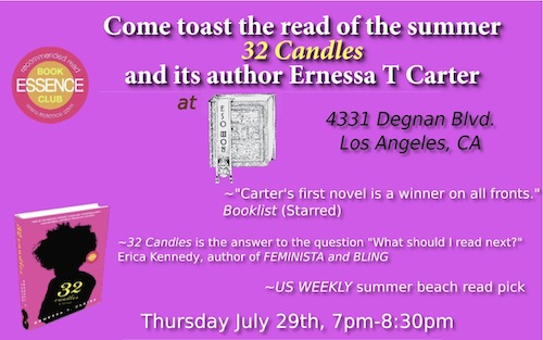 One More Thing Before We Go: My Last Book Event of the Summer…