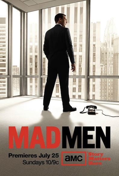 NewlyNested: Can MAD MEN Give You Writer's Block?