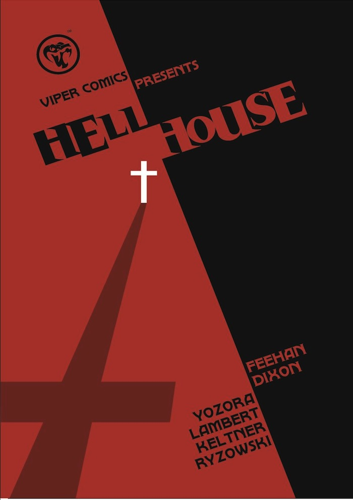 FIERCE ANTICIPATION: Oct. 15-17 – The Hell House of Ryan Dixon, Pt. II
