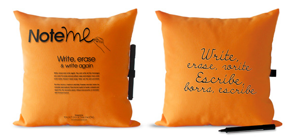 One More Thing Before We Go: Pillow Talk [Holiday Gifts 2010]