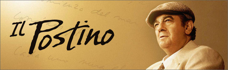 Oh, It's Tuesday: IL POSTINO