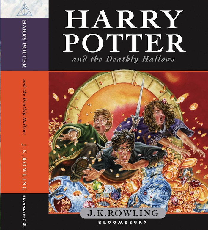 Book Simple: A Revisit of HARRY POTTER AND THE DEATHLY HALLOWS