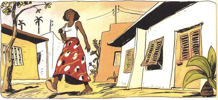 Wow! It's Wednesday! AYA by Marguerite Abouet & Clement Oubrerie [Book 44 of 2010]