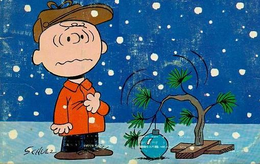 On The Contrary: How Charlie Brown taught me to stop worrying and love Christmas