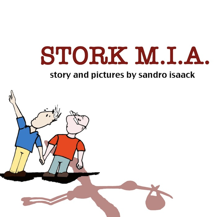Procrastinate on This! STORK M.I.A. by Sandro Isaack [BOOK WEEK 2!]