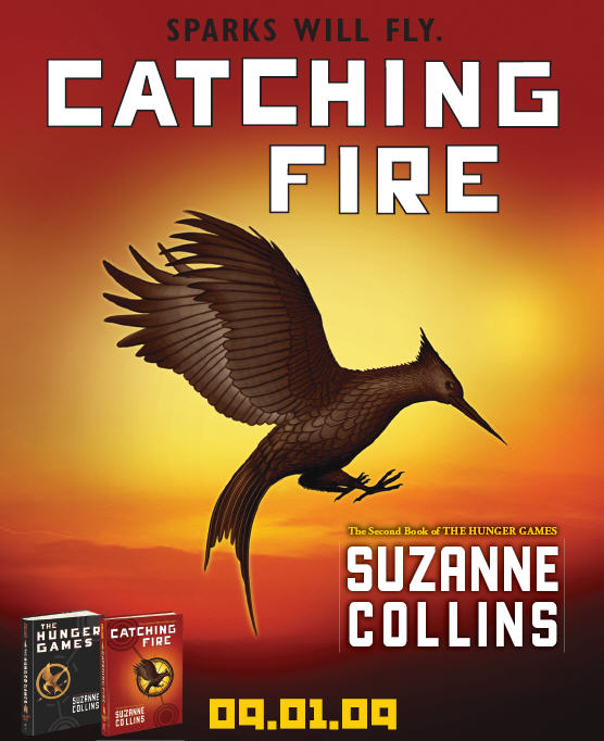 Dear Thursday: CATCHING FIRE by Suzanne Collins [Book 4 of 2011]