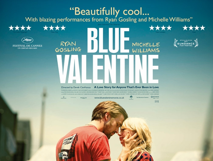 On the Contrary: The BLUE VALENTINE Has No Clothes