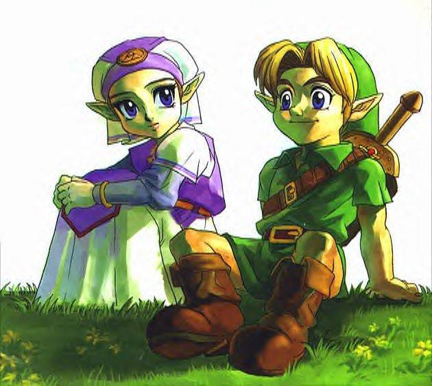 Procrastinate On This: Happy Valentineu0027s Day, Zelda
