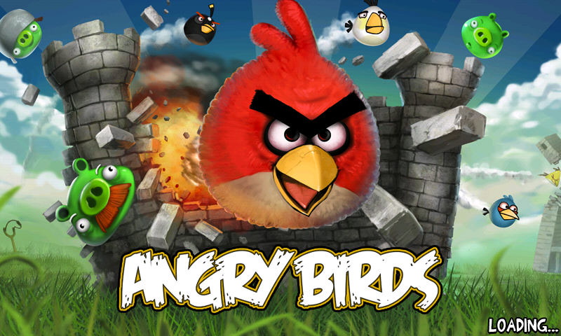 Tall Glass of Shame: Angry Birds Goes Viral
