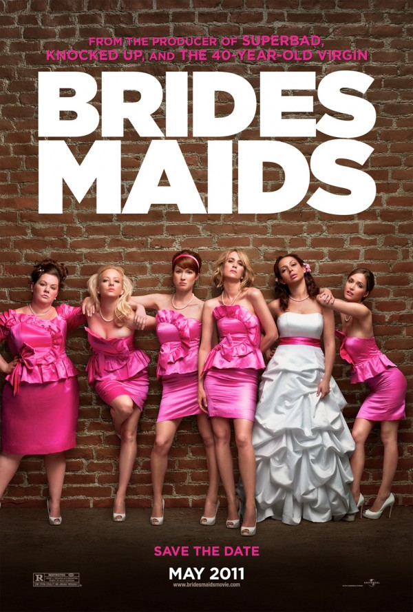 BRIDESMAIDS REVIEW [Philosophical Monday]