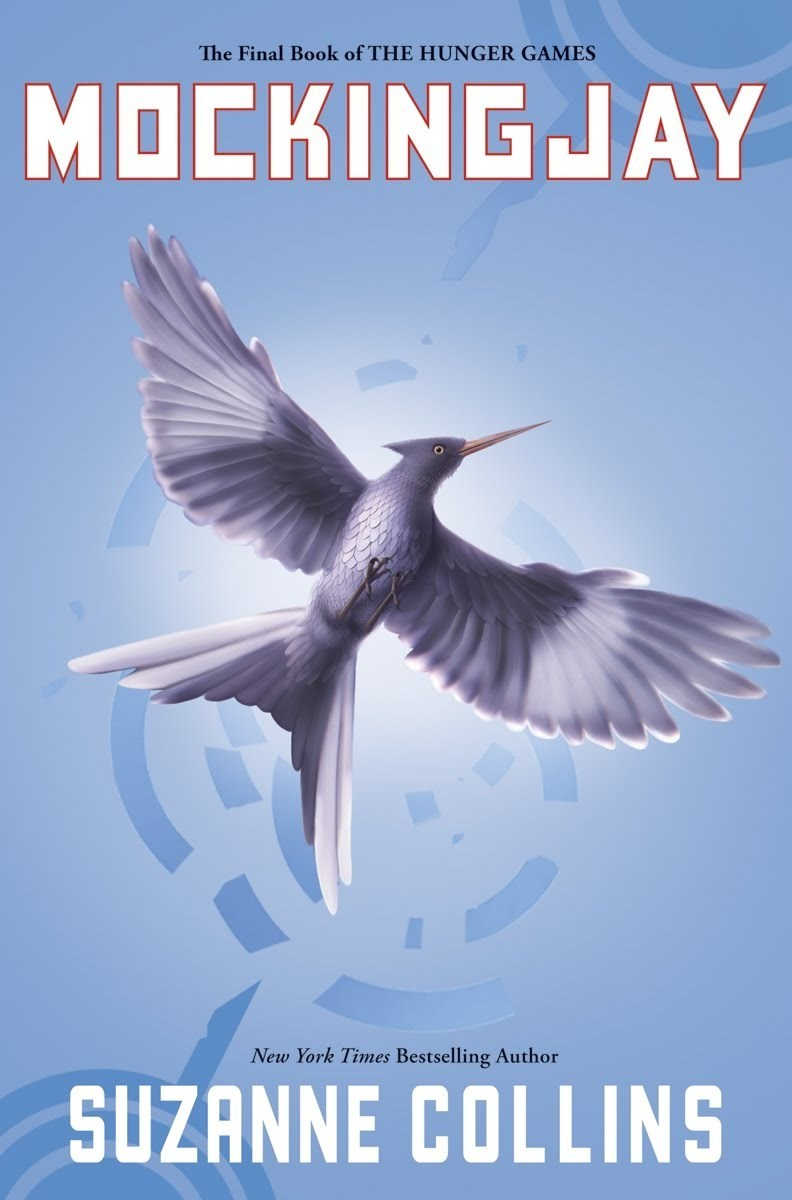 Dear Thursday: MOCKINGJAY by Suzanne Collins [Book 7 of 2011]