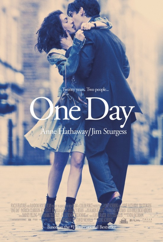ONE DAY by David Nicholls: Book 12 of 2011 [Dear Thursday]