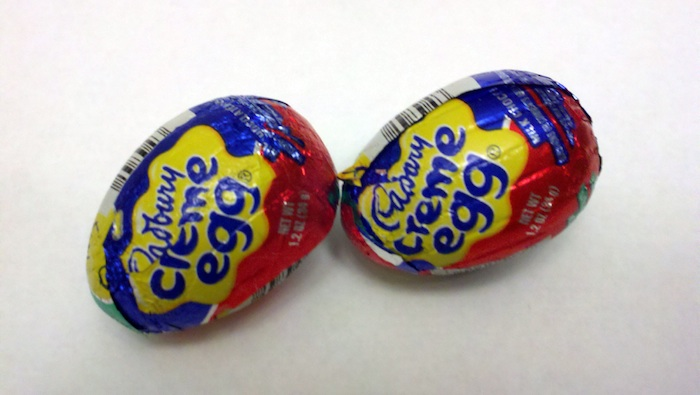 NoBunny Knows Easter Better than Cadbury Creme Eggs