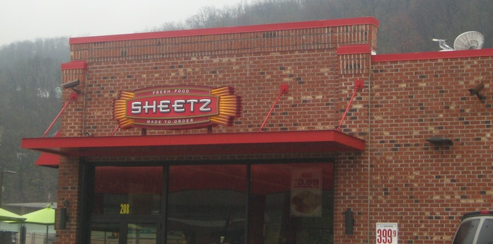 The Sheetz Masterpiece: The Convenience Store as Art and the Art of Convenience [The Ryan Dixon Line]