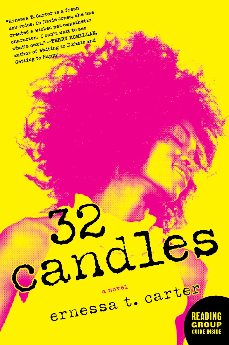 The Winners of the 32 CANDLES Paperback Contest and other News