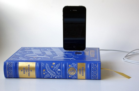Charge Your iPhone in the Most Literary Way Possible: One More Thing Before We Go [BOOK WEEK]