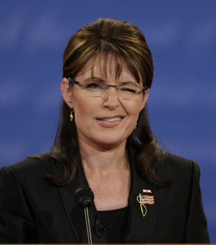 Sarah Palin: My Damned Doppleganger [Bewitched, Bothered, and Bewildered]