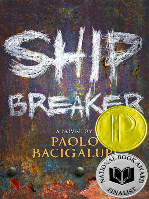 SHIP BREAKER Book Trailer by Diego Gonzalez: Procrastinate on This [BOOK WEEK]