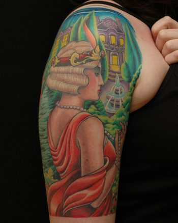 20 Awesome Literary Tattoos: One More Thing Before We Go [BOOK WEEK]