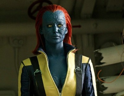 X Men Origins Mystique X-MEN: FIRST CLASS Rev...