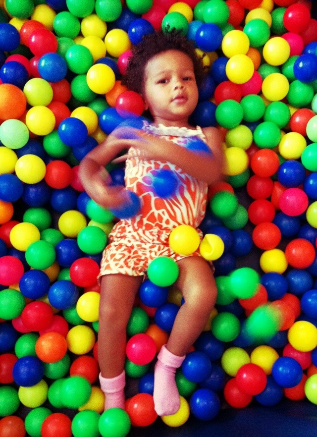 CH's Picture of the Day: Ball Pit! [Day 212]